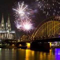 Kölner Lichter (Cologne Lights)