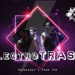 ElectroTRASH Wednesday's at Crew Bar