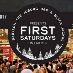 First Saturdays on Fricker