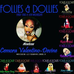 Cemoras Follies and Dollies Drag Show