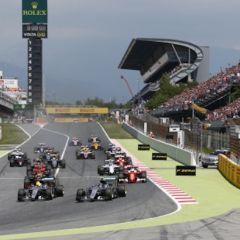 Spanish Formula 1 Grand Prix
