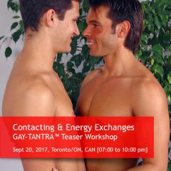 Click to see more about GAY-TANTRA™ Teaser Workshop