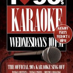 Click to see more about I LOVE THE 90'S KARAOKE, New York City