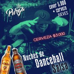 Click to see more about Noches de Dancehall