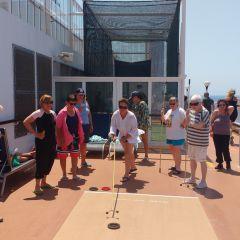 Hosted Lesbian Mediterranean Group Cruise