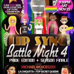 Lip Sync Battle Night- Pride Edition