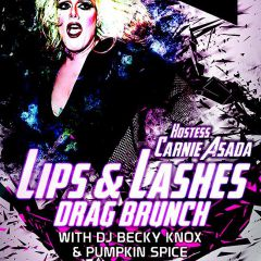 Lips & Lashes Drag Brunch
