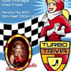 Turbo Trivia & Games with Charisma Belle