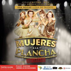 Click to see more about Mujeres a la Plancha