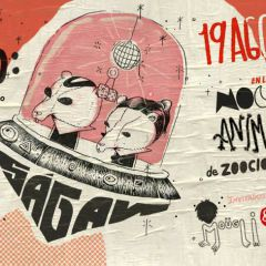 Click to see more about Noches Animales: SÁGAN, Moügli y Sergio Iglesias