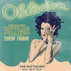 Oblivion Fridays