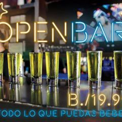 Click to see more about Open Bar, Panama City