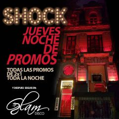Click to see more about Jueves noche de promos