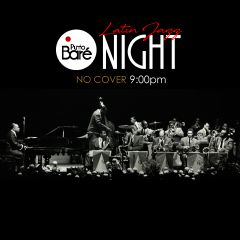 Latin Jazz Night en Punto Baré