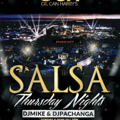 Salsa on Thursdays