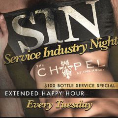 Click to see more about Service Industry Night, Los Angeles