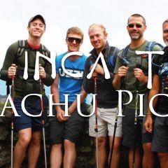The Inca Trail & Machu Picchu. A Peruvian Gay Active Adventure