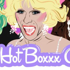 The Hot Boxxx Girls Drag Show