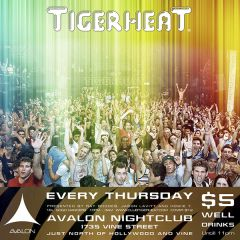 Click to see more about TigerHeat, Los Angeles