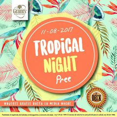 Click to see more about Tropical Night