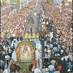 Zapopan's Virgen Pilgrimage